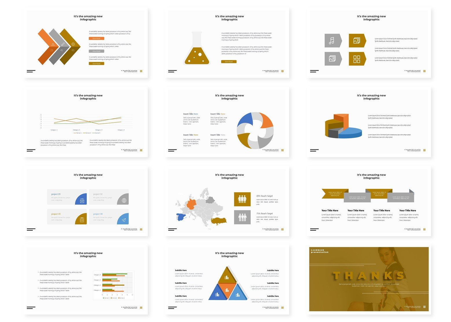 Distro | PowerPoint Template