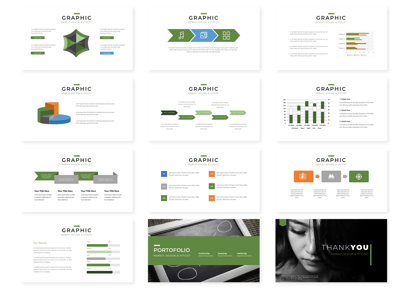 Elegant | PowerPoint Template