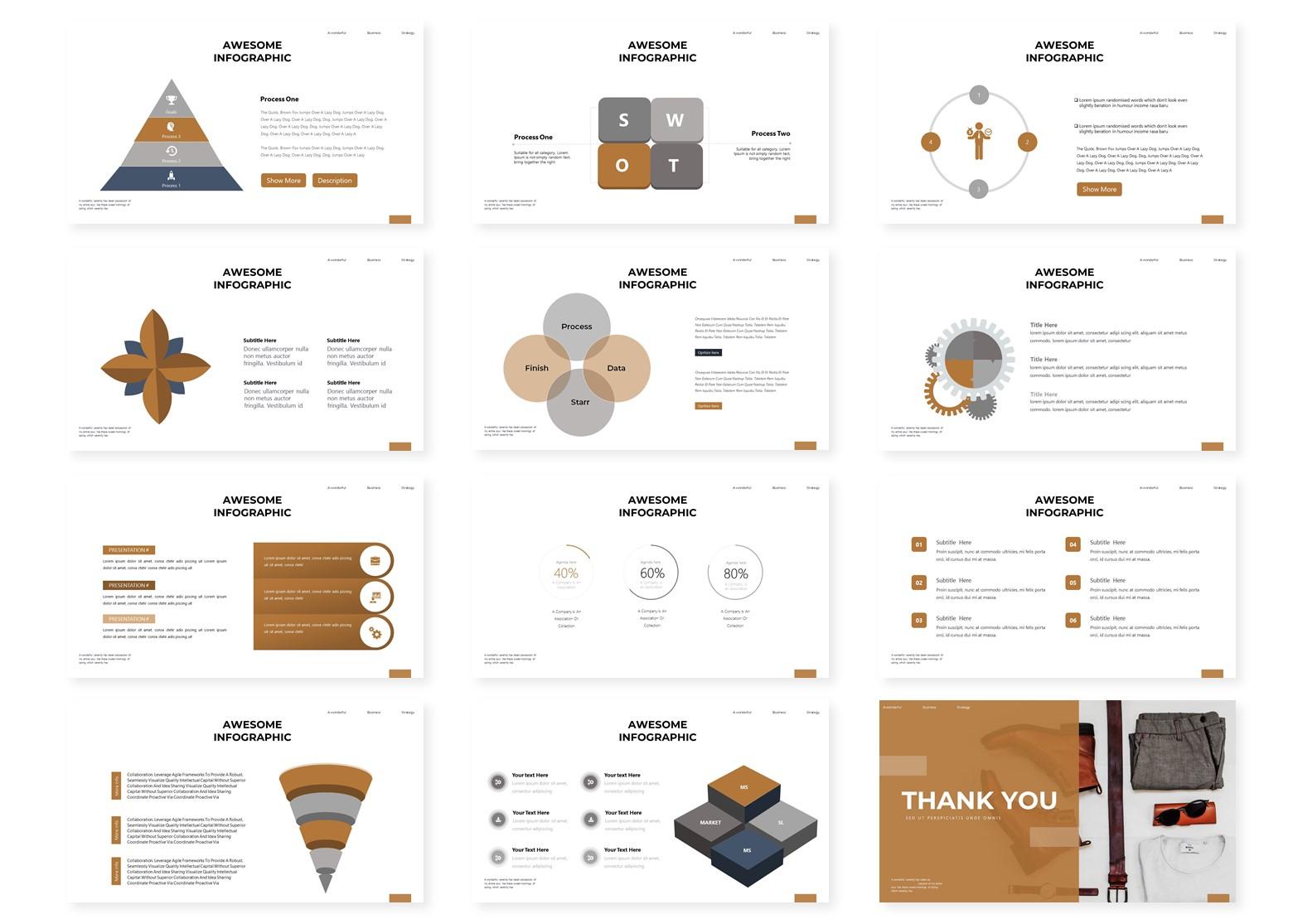 Moderino   PowerPoint Template