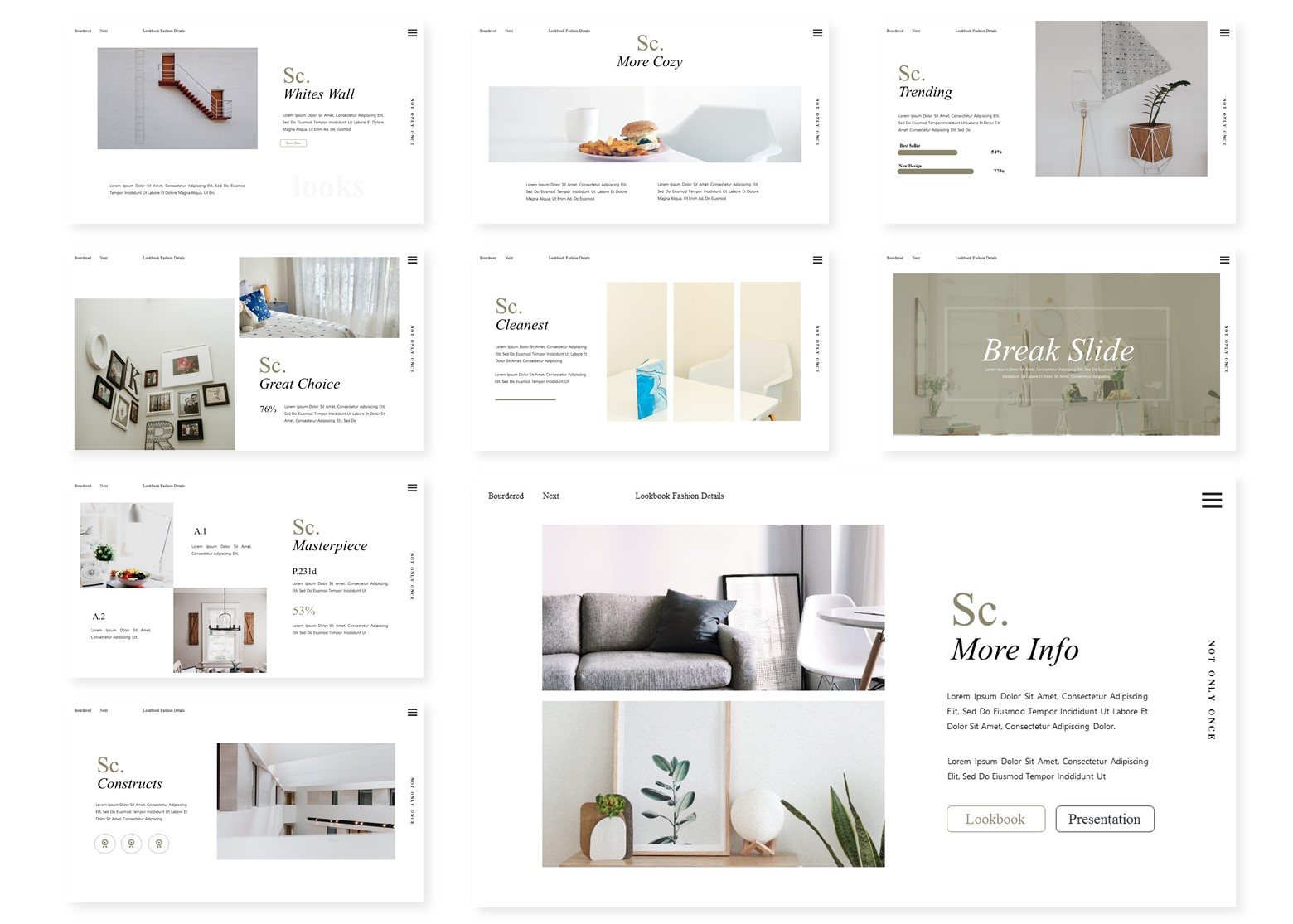 Scandinave | PowerPoint Template
