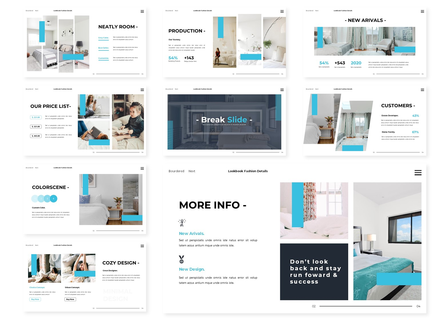 Cozyness   PowerPoint Template