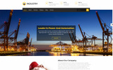 Industry - Multipurpose Tema WordPress №68146