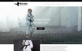 Karate WordPress Theme