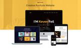 Jolpai - One page portfolio WordPress Theme