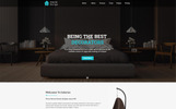 Interior Decoration Unbounce Template