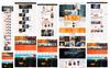 """Bootstrap Šablona webových stránek """"Yoda Clothes - HTML"""" Velký screenshot"""