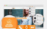 Yoda Clothes - HTML Website Template