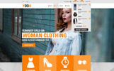 Yoda Clothes - HTML Website Template