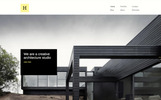 Responsive WordPress thema over Architectuur
