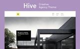 Responsives WordPress Theme für Architektur