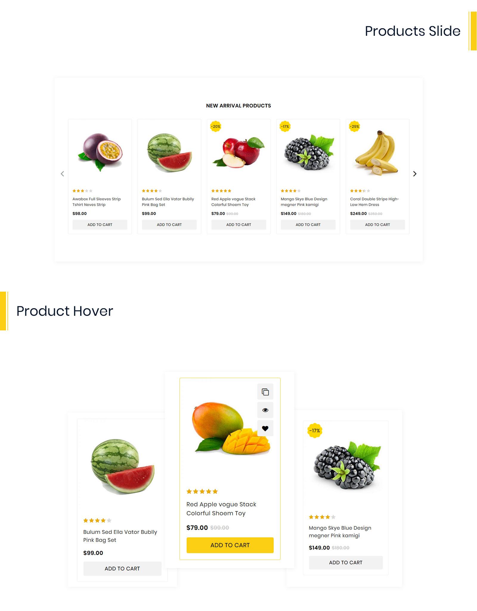 Veggies - Multipurpose WooCommerce Theme