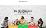 Rainbow Colleges - Education PSD Template