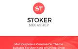 Bootstrap WooCommerce шаблон на тему магазин взуття
