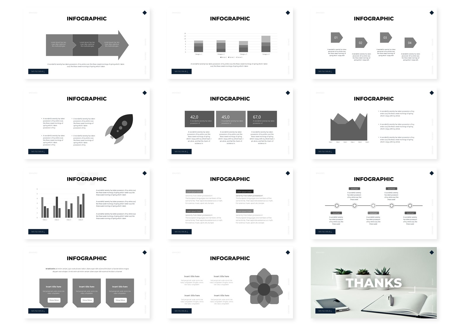 The Branded | PowerPoint Template