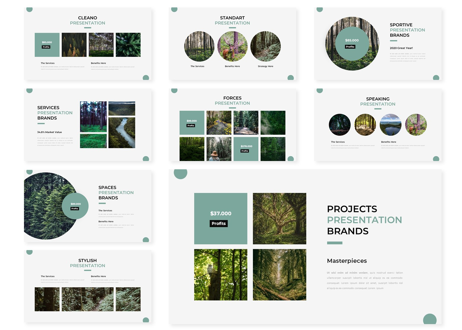 Cleanical | PowerPoint Template
