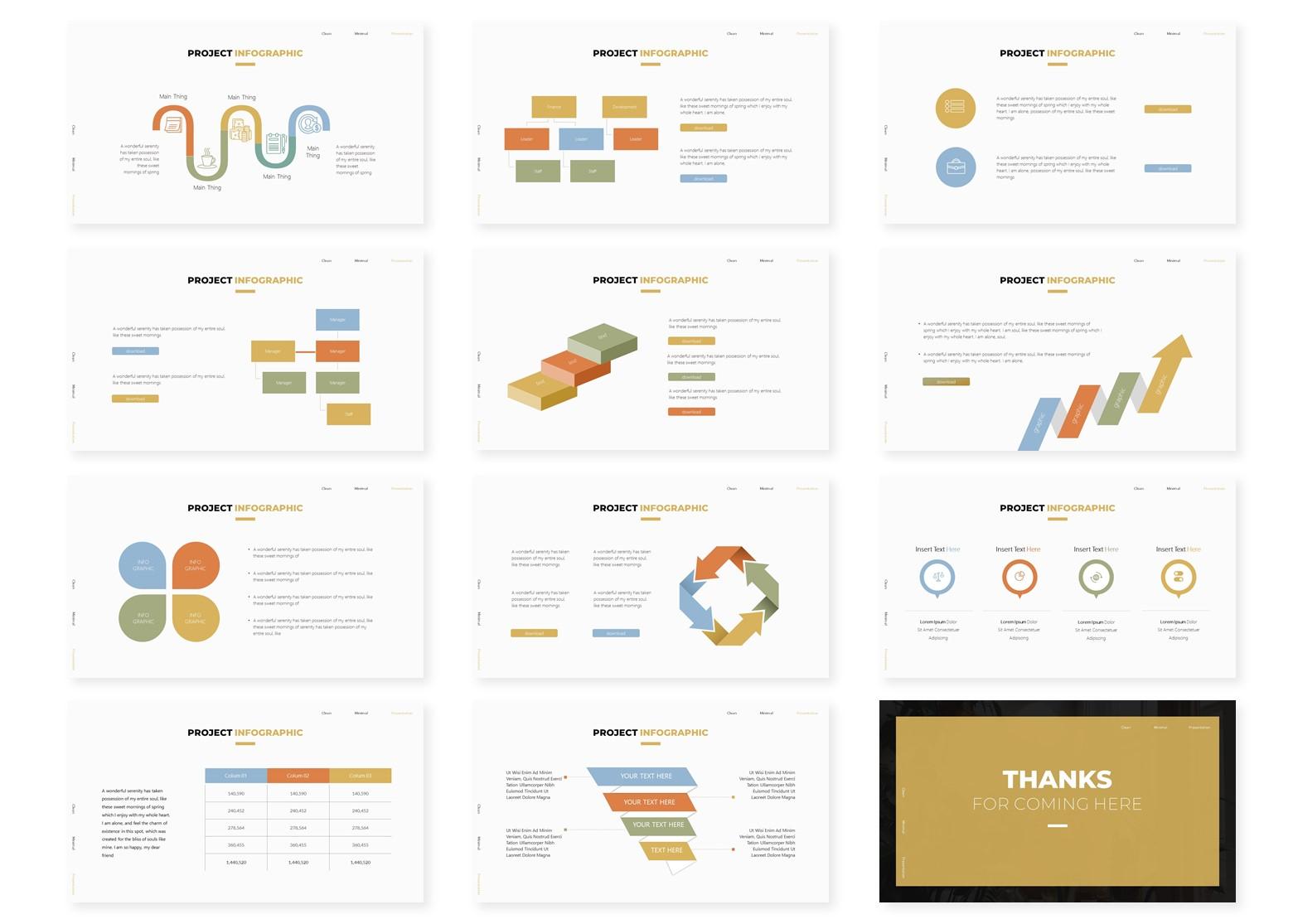 Mnmlz   PowerPoint Template