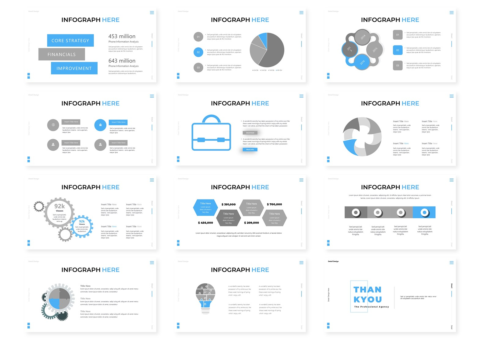 Projecty   PowerPoint Template