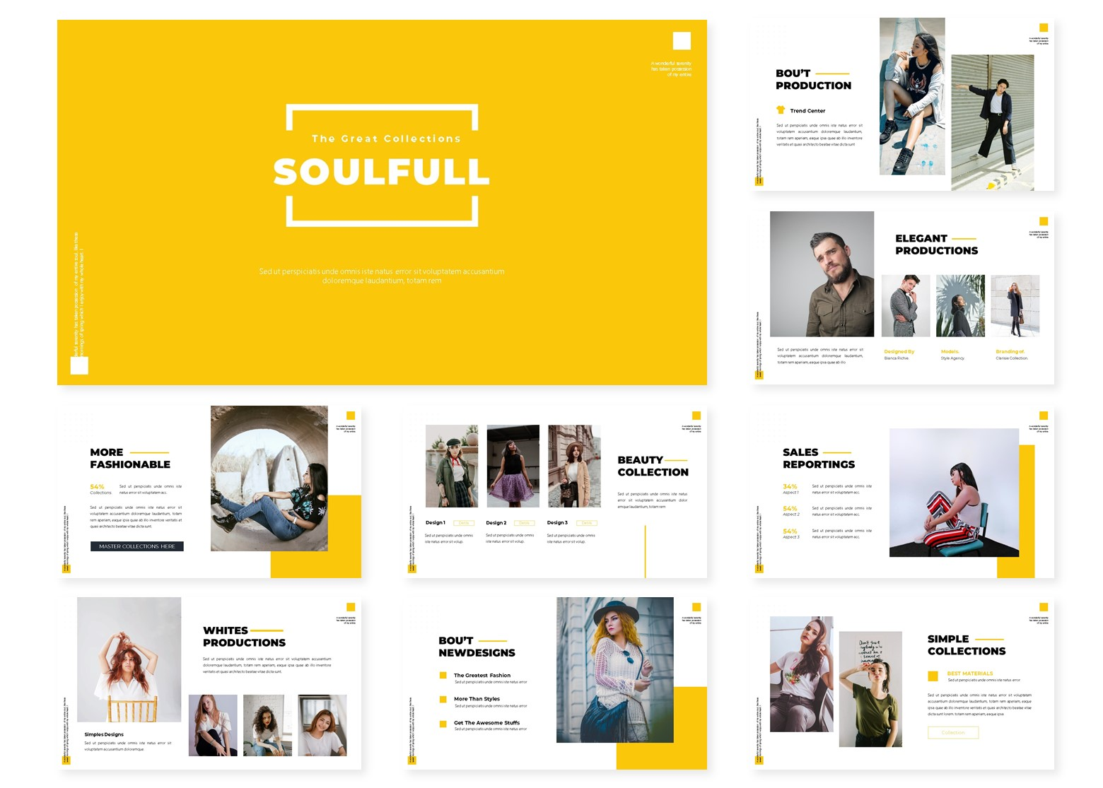 Soulfull   PowerPoint Template