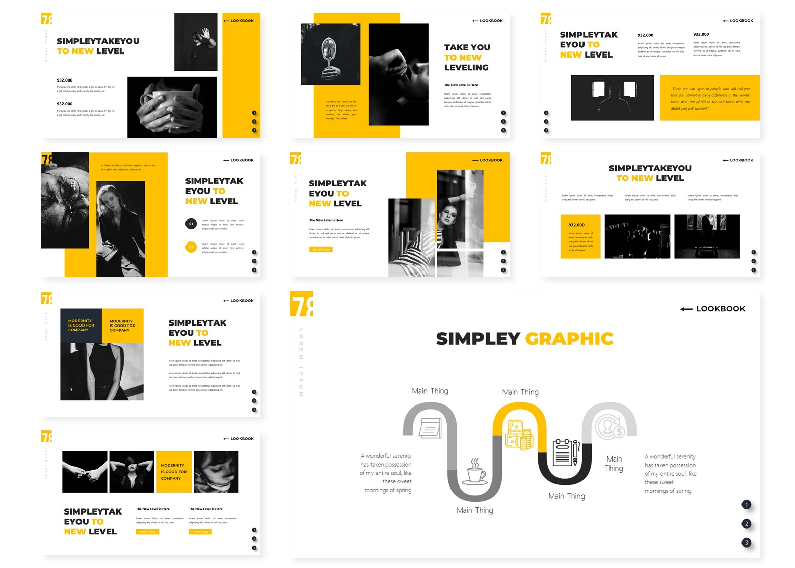 Simpley | PowerPoint Template