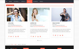 WT-News News And Magazine Joomla Template