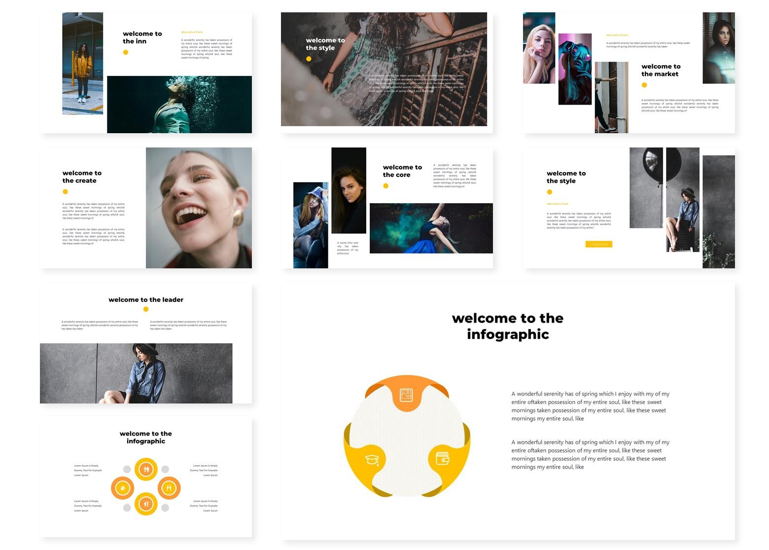 Minimalogy | PowerPoint Template