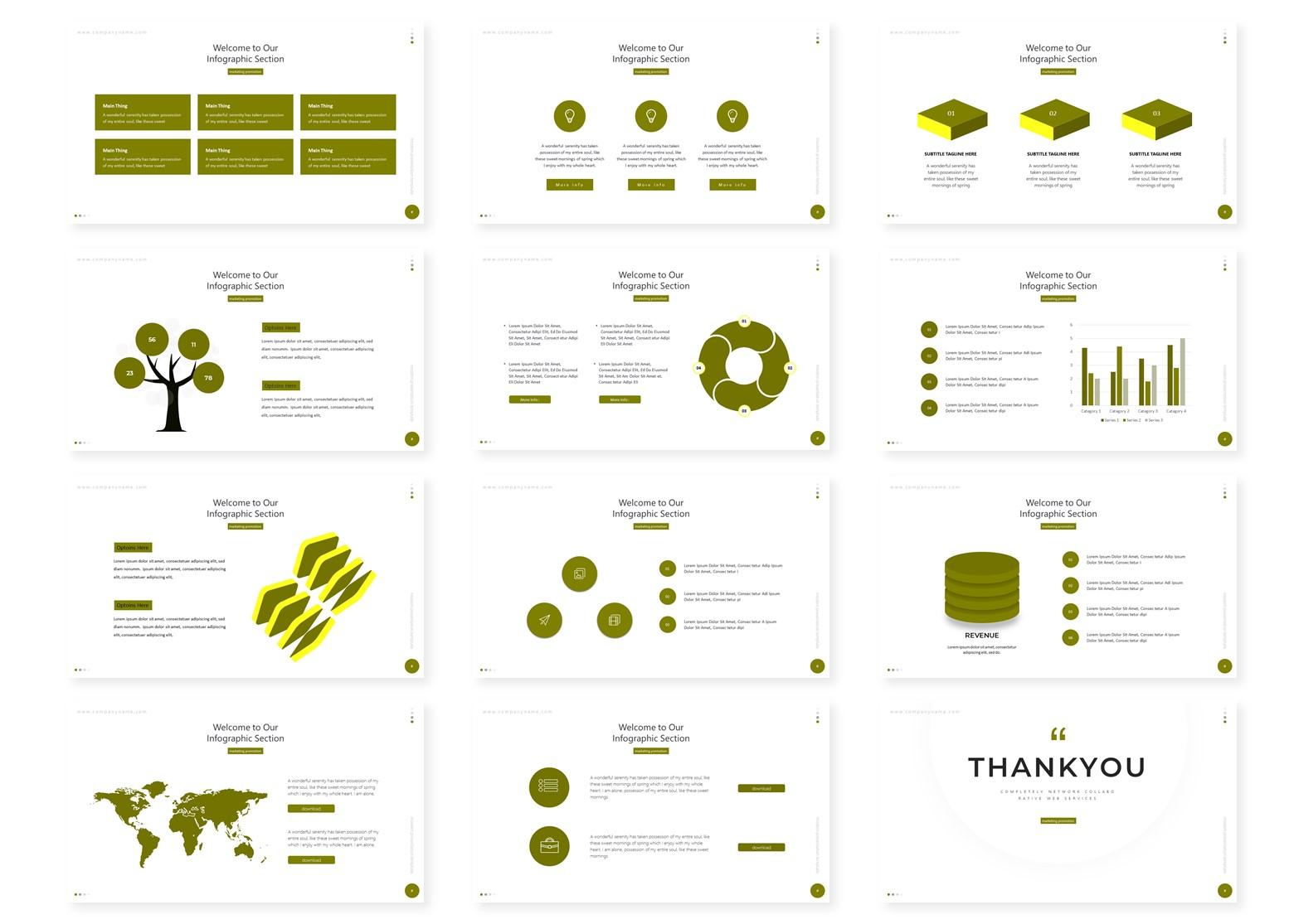 Monomae   PowerPoint Template