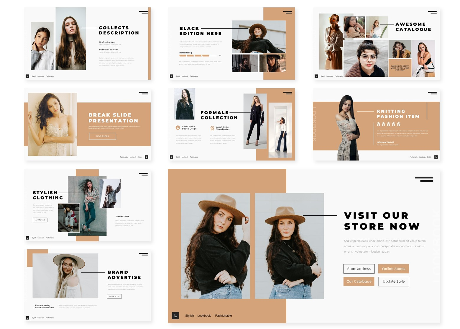 Marshaa | PowerPoint Template