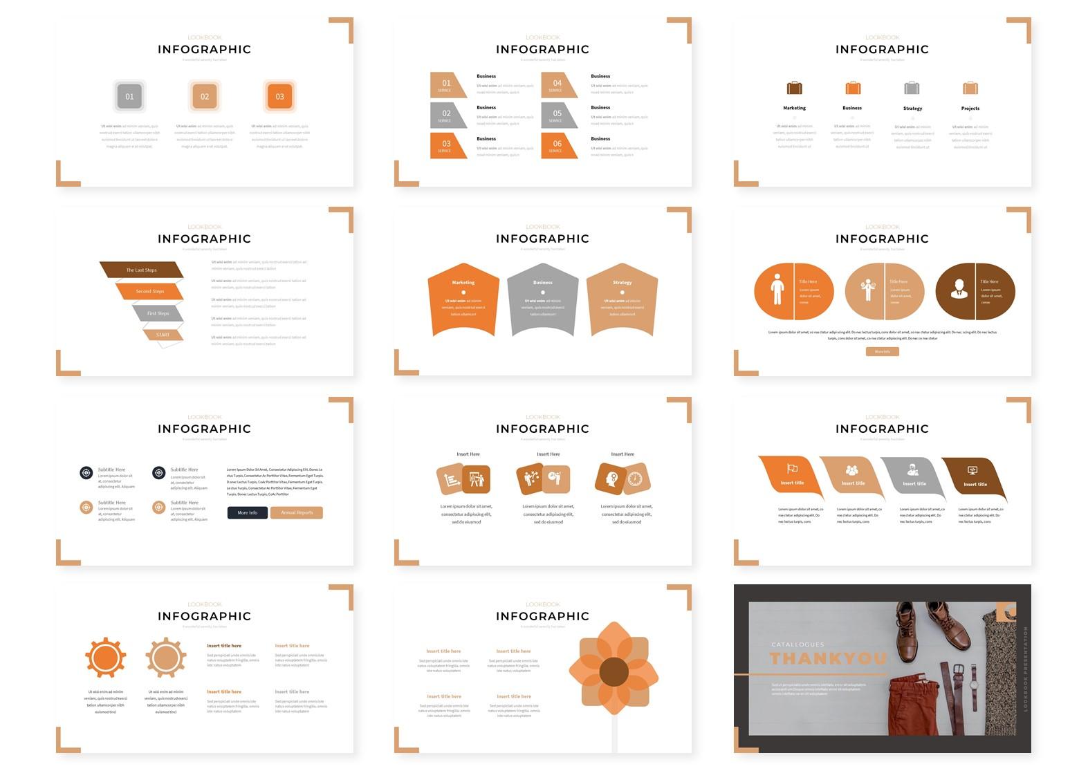 Creamino   PowerPoint Template