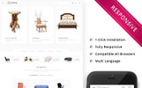Reszponzív Decopas - The Furniture Store PrestaShop sablon