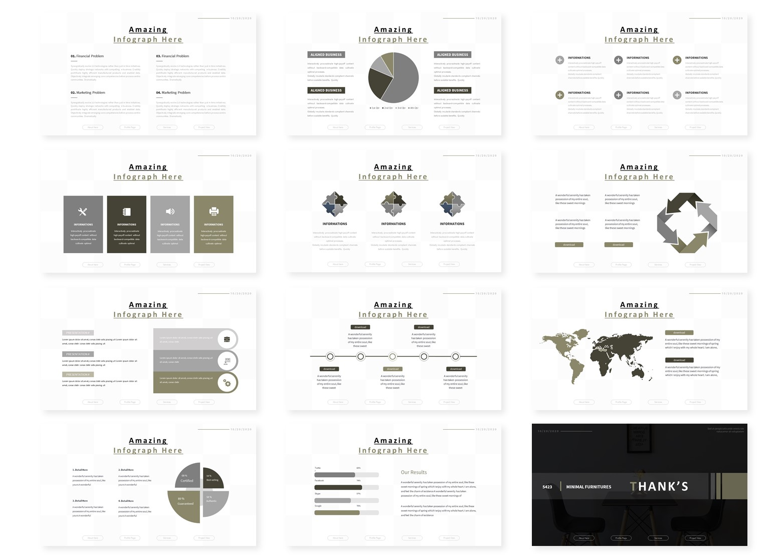 Meubly | PowerPoint Template