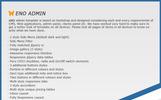 Адаптивный Шаблон панели управления №64826 на тему бизнес и услуги