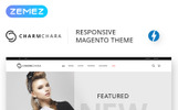 CharmChara - Fashion Store Magento Theme