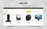 Six Electronic OpenCart Template