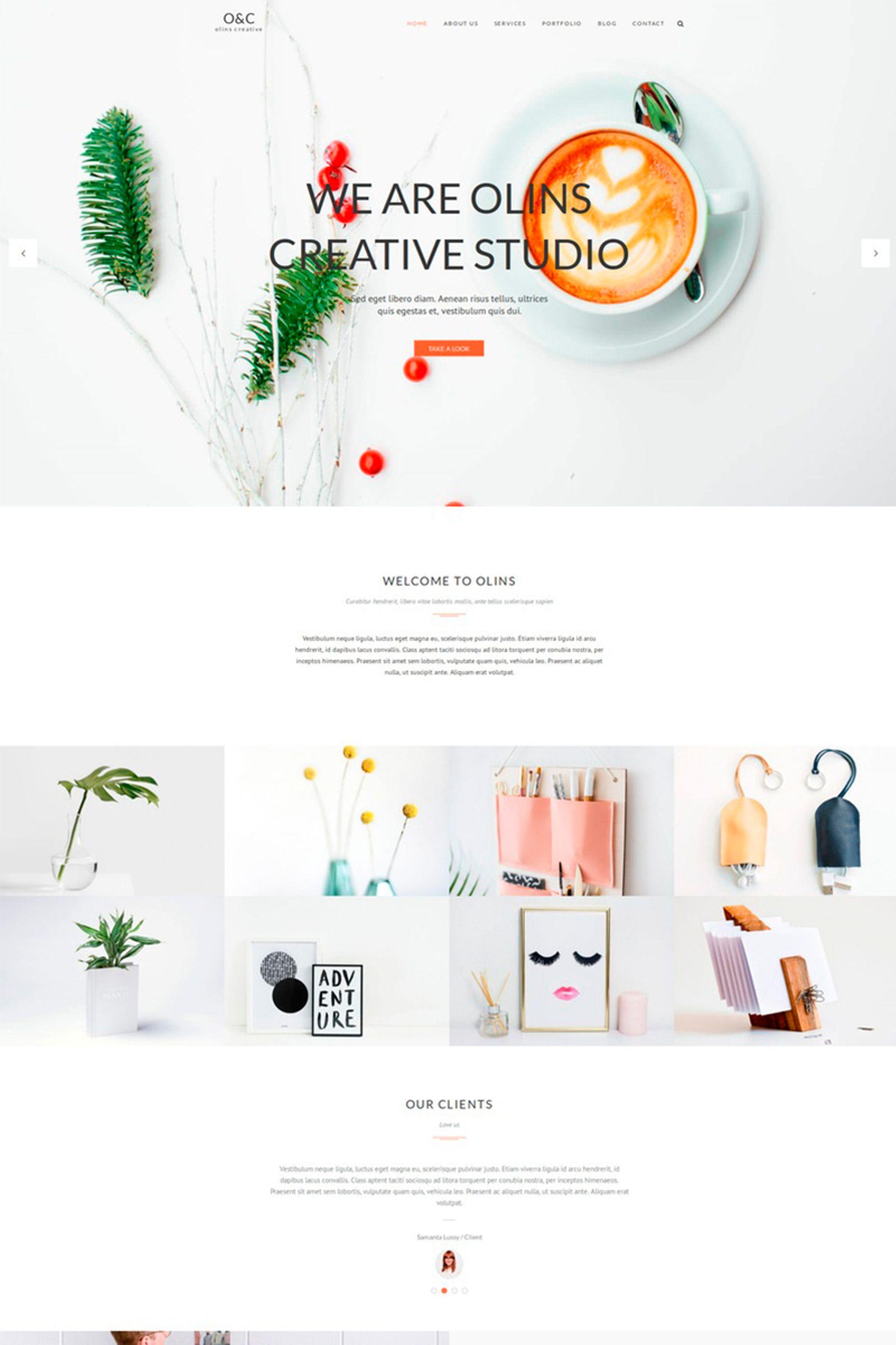 CV WordPress Themes | TemplateMonster