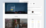Dune WordPress Theme