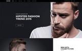 """""""Jakiro - Fashion"""" modèle PSD"""