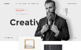 Furion - Creative and Agency PSD Template