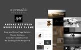 Igaa - Animal Activism WordPress Theme