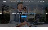 Max Multipurpose Onepage Landing Page Template