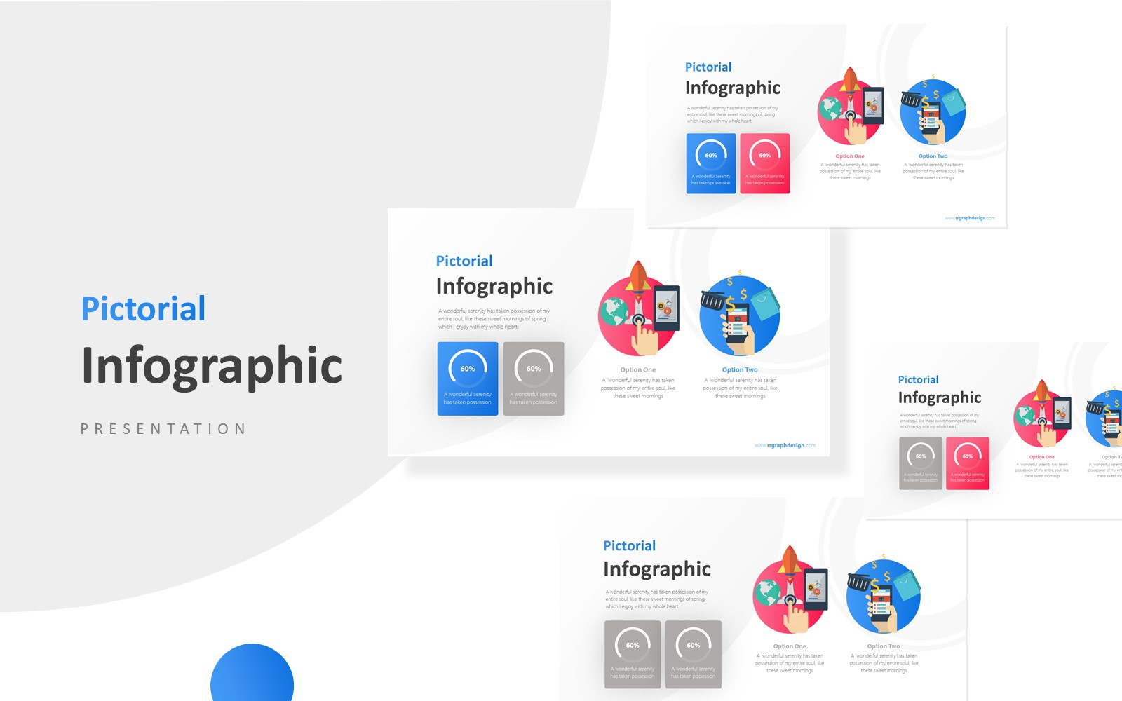 Plan and Goal Infographic Infographic Presentation PowerPoint Template