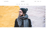 服饰与美容网页模板