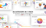 Infographic Pack - Presentation Asset v1.1 PowerPoint Template