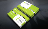 Johnson Martin Personal Business Card Corporate Identity Template