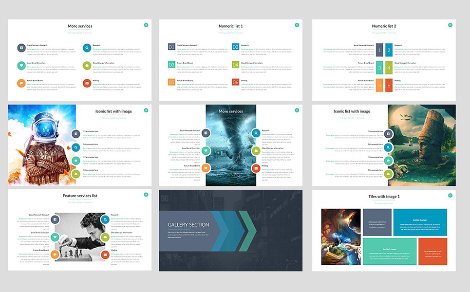 first goal powerpoint template  64948