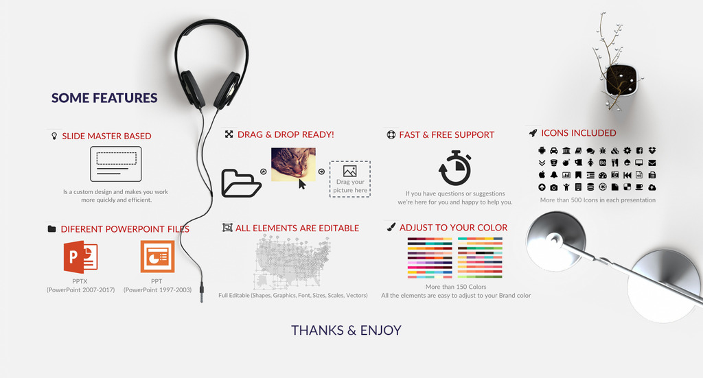 Global project powerpoint template 65162 present all the details of your business with global project presentation template back to basic and elegant design full customizable slides toneelgroepblik Gallery