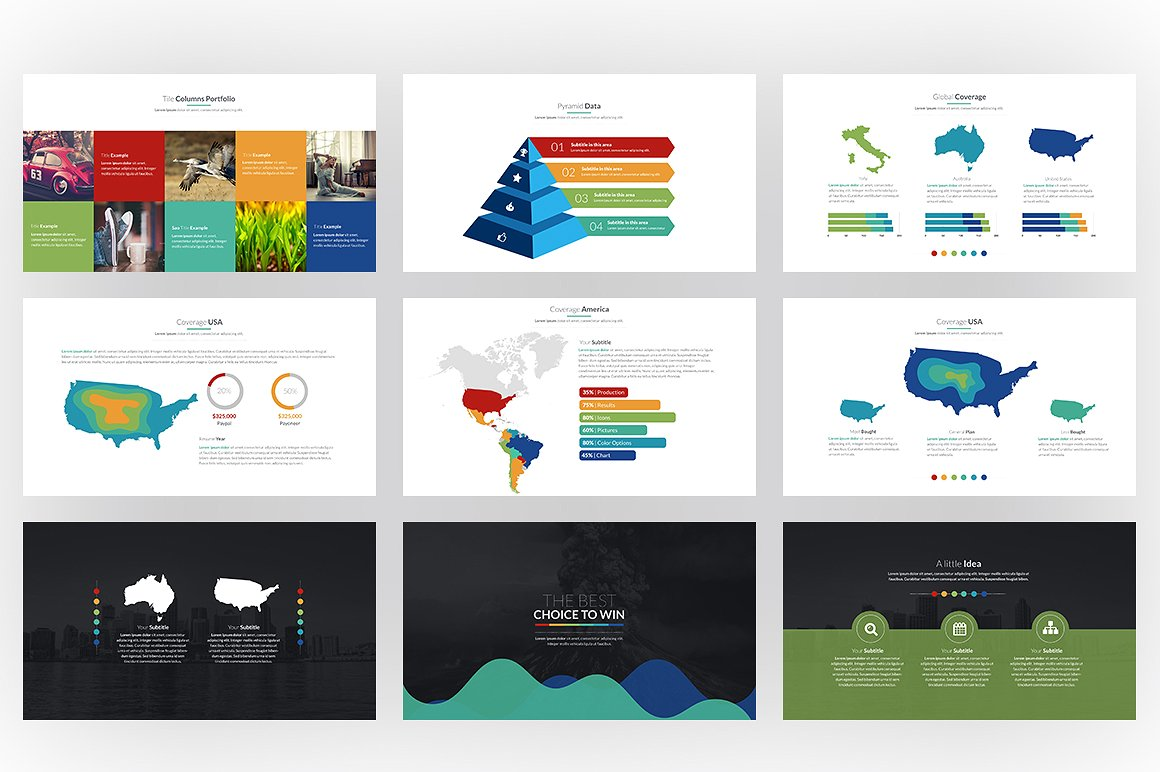 Global project powerpoint template 65162 global project powerpoint template alramifo Images