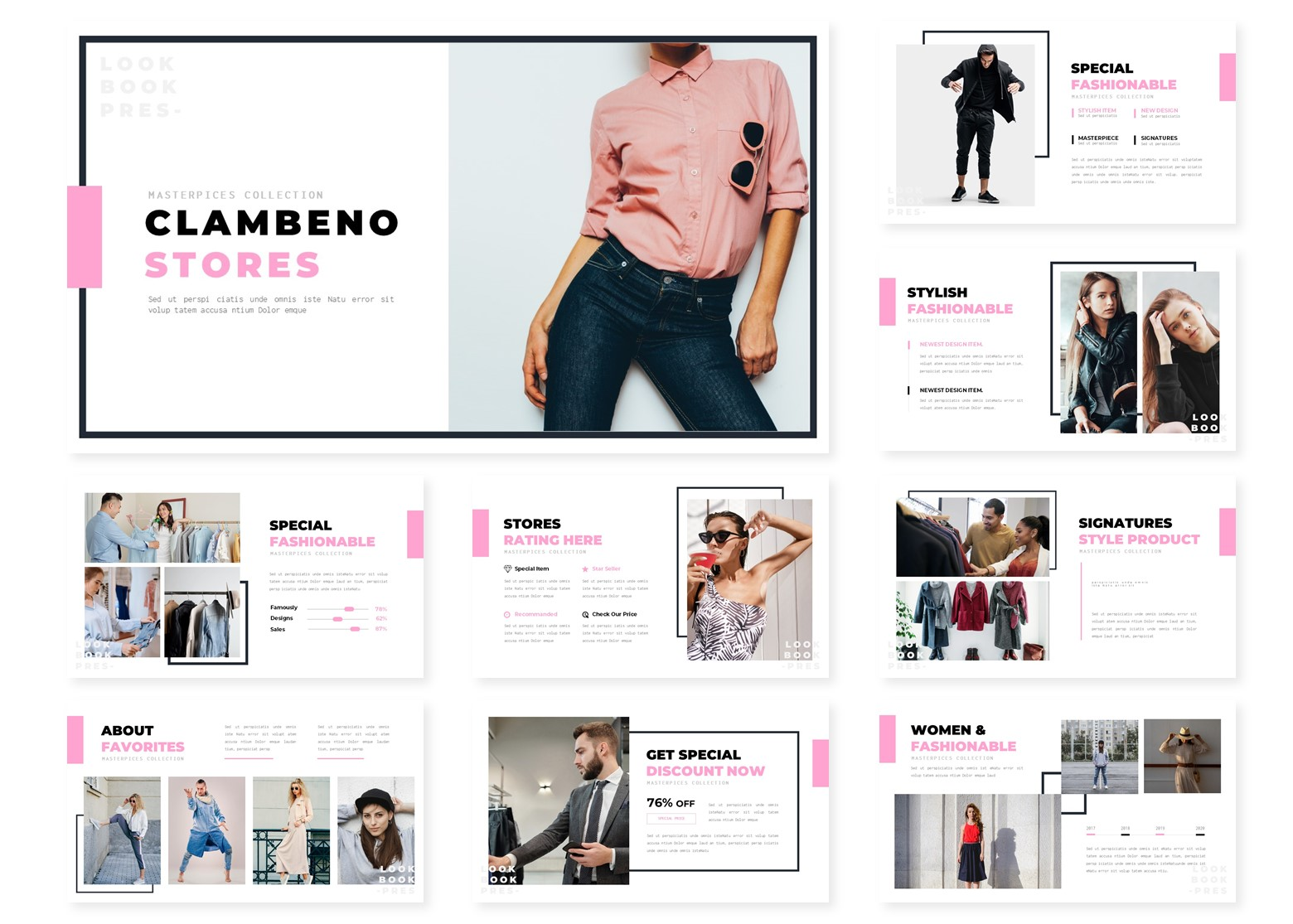 Clambeno | PowerPoint Template