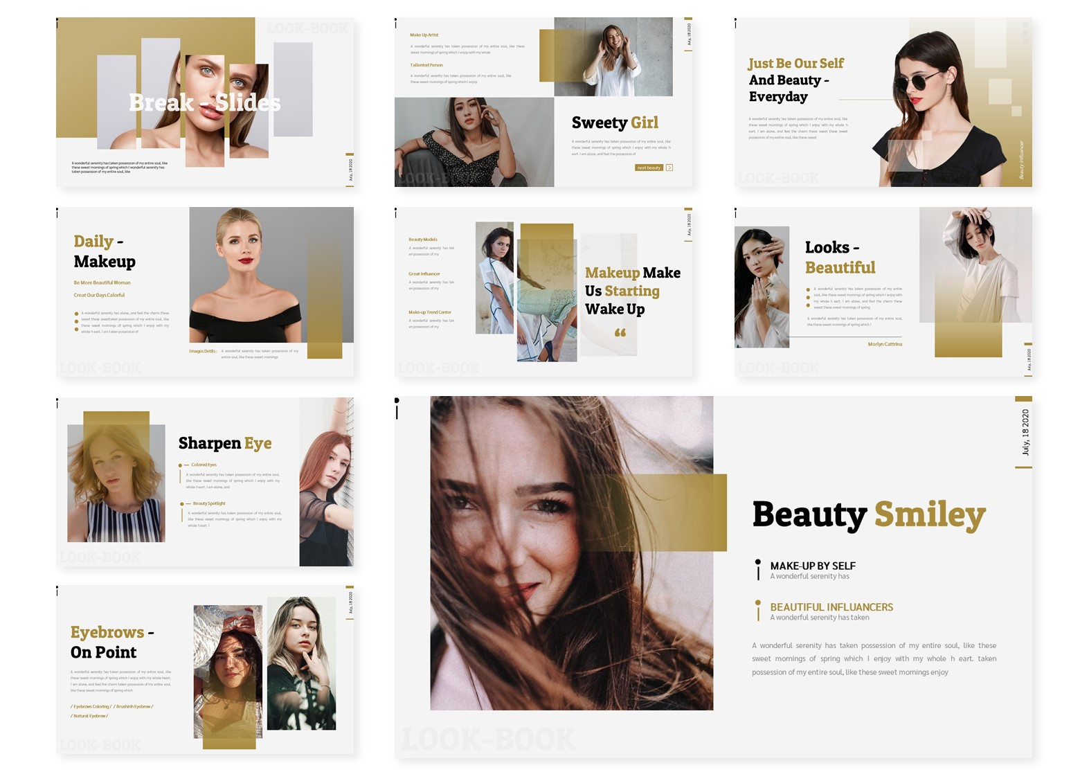 Kema-You | PowerPoint Template