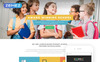 """Sproout - Primary School Modern"" Responsive Joomla Template New Screenshots BIG"
