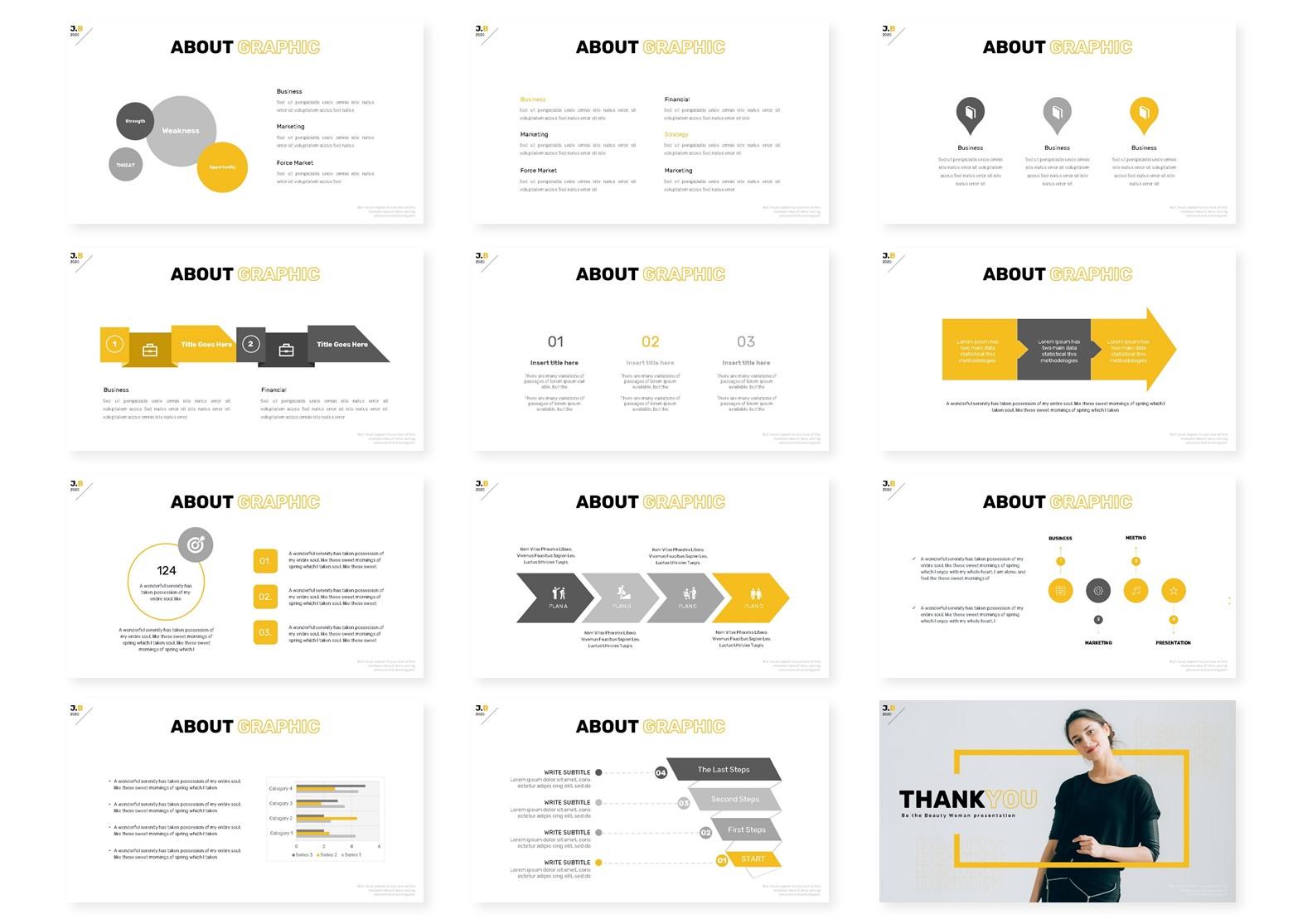 Wadoniky | PowerPoint Template